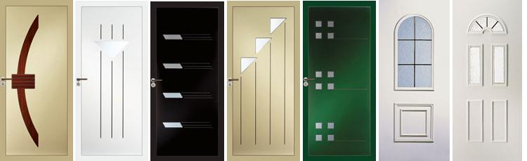 Porte d entre de maison zilten spcialiste de la porte for Porte maison moderne
